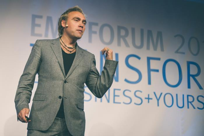 Lecture at EMC Forum 2013