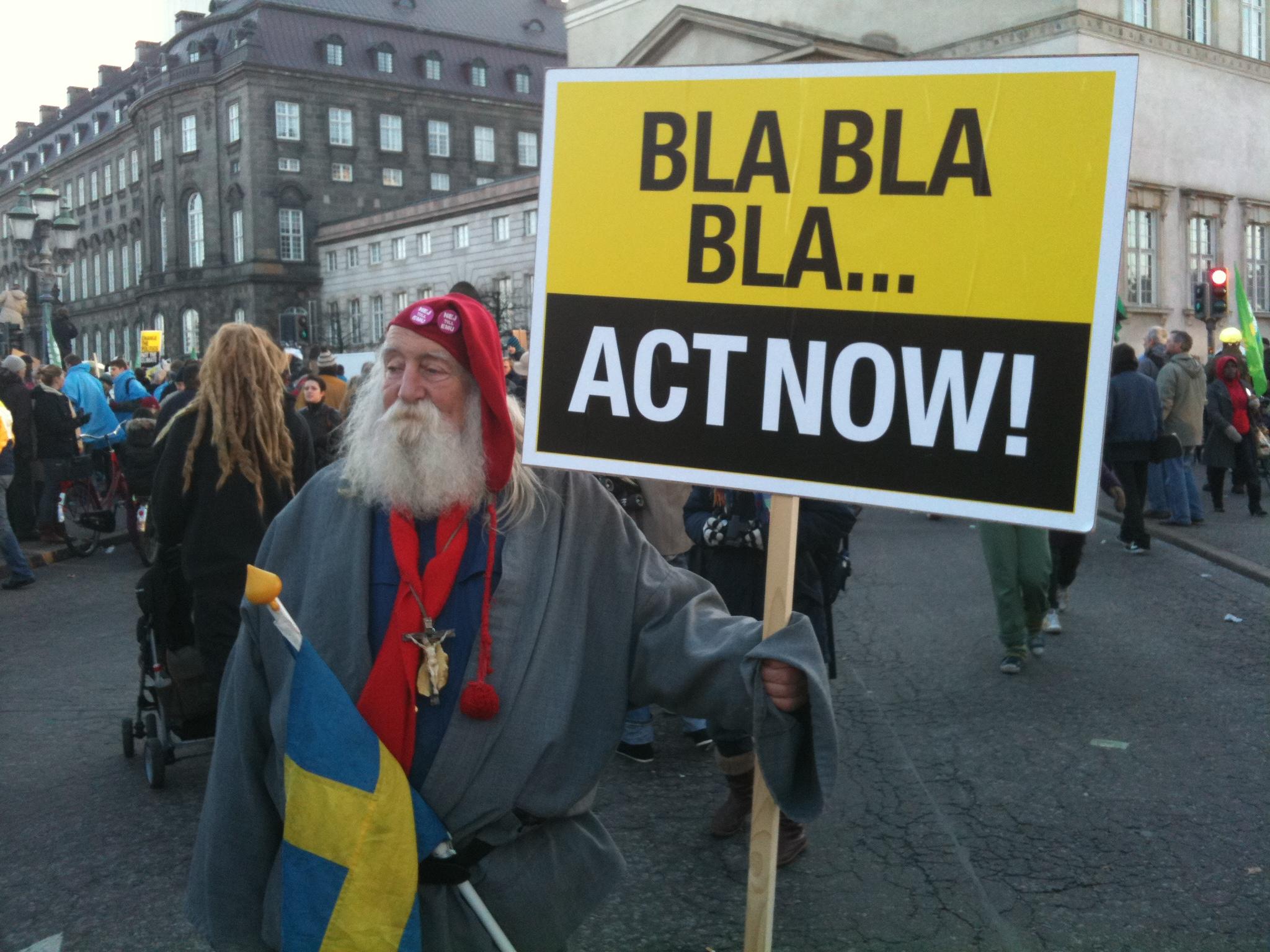 COP 15 in Copenhagen