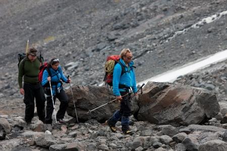 Climbing Kilimanjaro with children from MinStoraDag