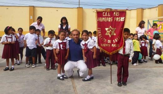 St Eriks Hjälpen - South America