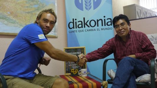 Diakonia South America